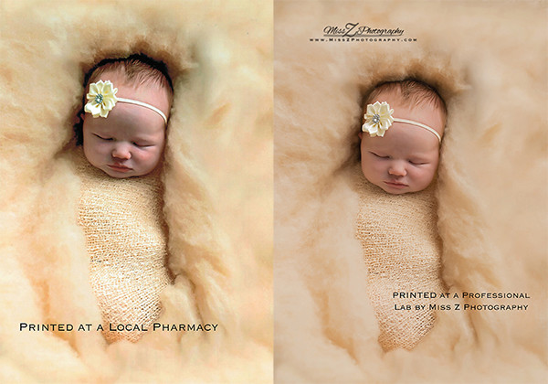 Southcoast Baby Photographer Explains Why Where You Print Your