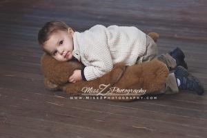 5. Stuffed animals make the best friends.