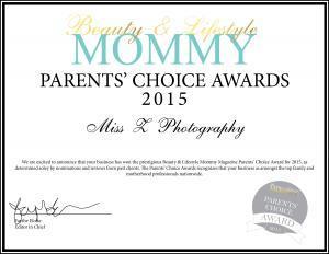 Winner of Parents Choice Award